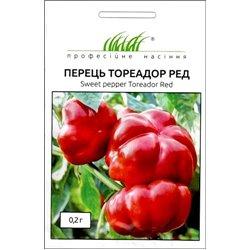 Семена перца сладкого Тореадор Ред