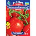 Насіння томату Засолочний делікатес (середньостиглий)