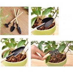 Набір з 3-х предметів для догляду за кімнатними рослинами та розсадою