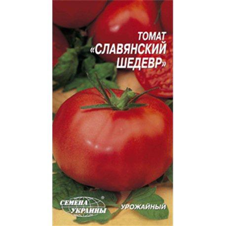 Семена томата Славянский шедевр