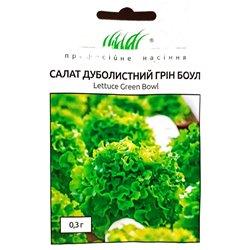 Семена салата дуболистный Грин Боул