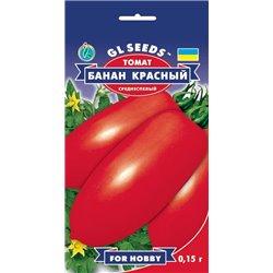 Семена томата Банан красный
