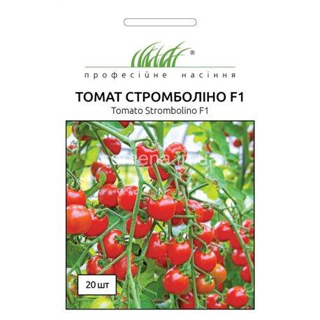 Семена томата Стромболино F1 черри