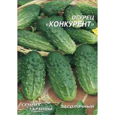 Семена огурца Конкурент пакет-гигант