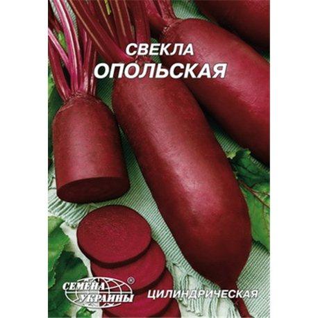 Семена свеклы Опольской пакет-гигант