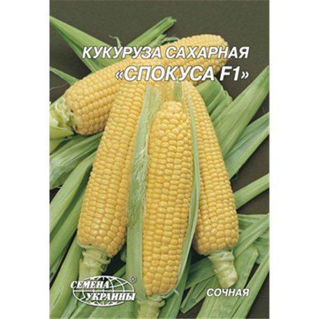 Насіння кукурудзи цукрової Спокуса F1