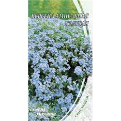 Семена вербены ампельной голубой (срок годн. 2020)