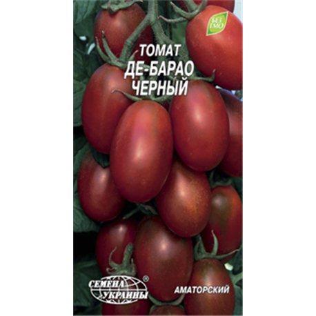 Семена томата Де-Барао черный