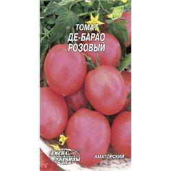 Насіння томату Де-Барао рожевий