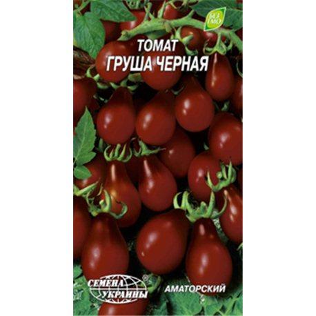 Семена томата Груша черная