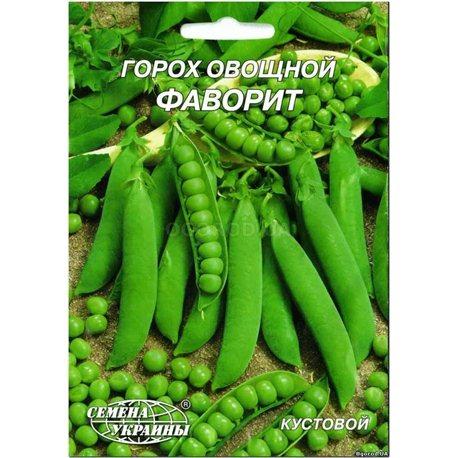 Семена гороха овощного Фаворит