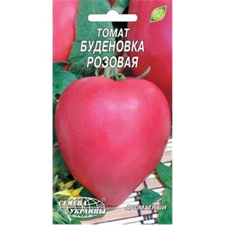 Насіння томату Будьонівка рожева