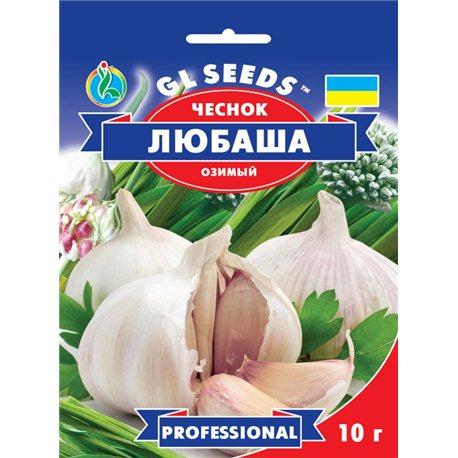 Семена чеснока Любаша GL пакет гигант