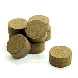 Таблетки біогумусові для розсади Достаток діаметром 30мм 1 шт