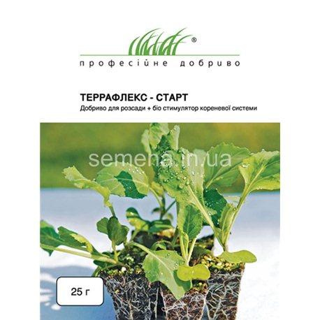 Удобрение Террафлекс-старт для рассады + био стимулятор