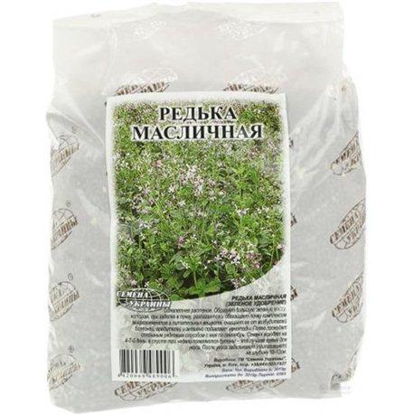 Семена Редьки масличной (сидерат) удобрение почвы без химии