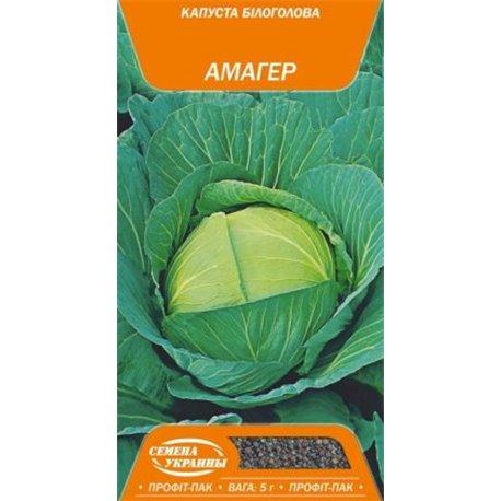 Семена капусты белокочанной Амагер