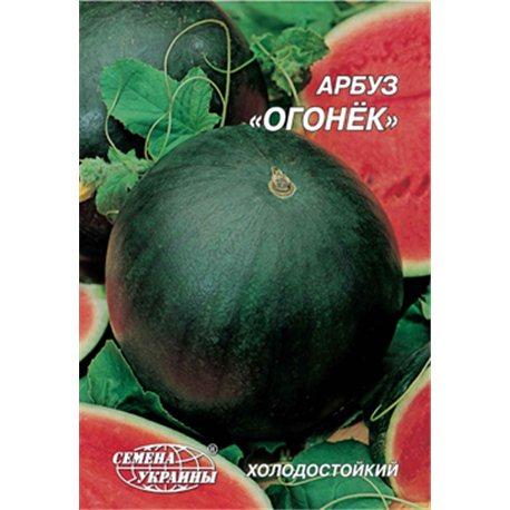 Семена арбуза Огонек пакет-гигант