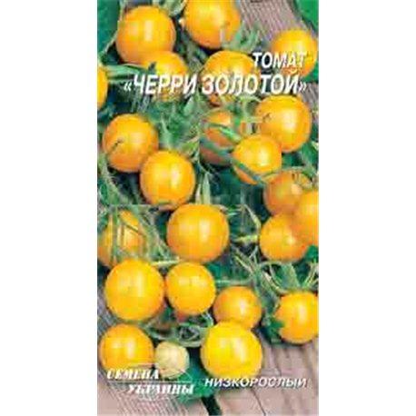 Насіння томату Черрі золотий