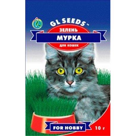 Семена зелени для кошки Мурка