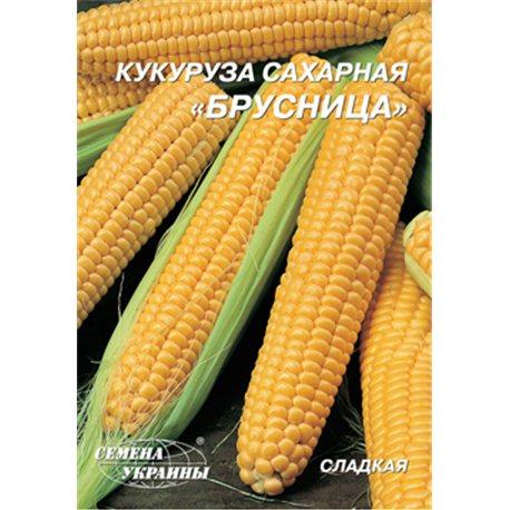 Насіння кукурудзи цукрової Брусниця