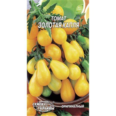 Семена томата Золотая капля