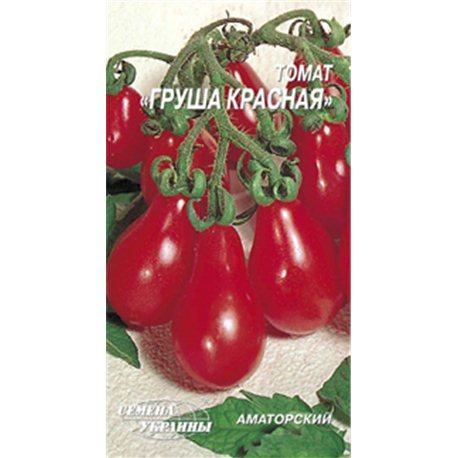 Семена томата Груша красная