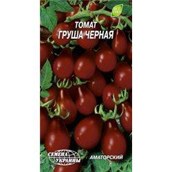 Насіння томату Груша чорна