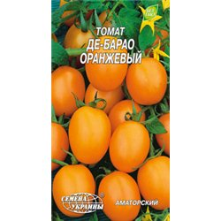 Насіння томату Де-Барао оранжевий