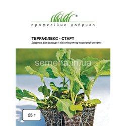 Добриво Террафлекс-старт для розсади + біо стимулятор кореневої